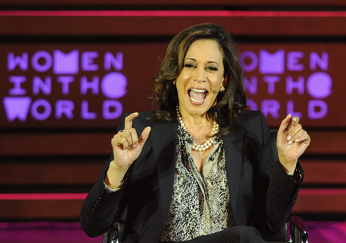 Men Paid More Than Women in Kamala Harris's Senate Office and Campaign