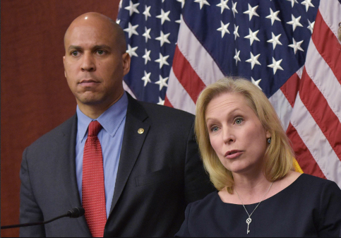 All 2020 Senate Dems Absent for Vote to Send Humanitarian Relief to Border